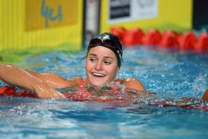 2020 Swammy For Female Swimmer Of The Year Goes To Australia's Kaylee McKeown
