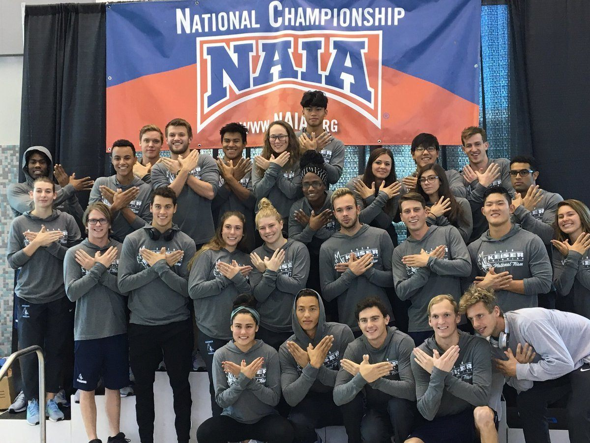 2018 NAIA Men's National Championships – Keiser Wins First ...