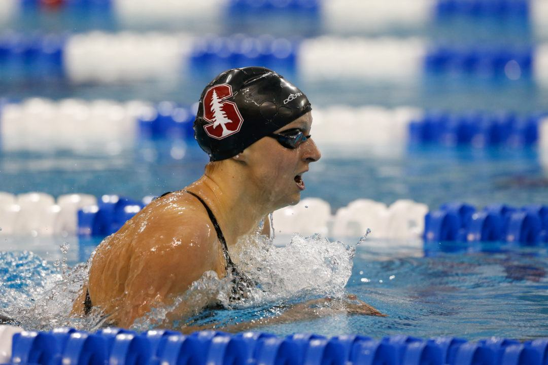 Ledecky, Ransford Named At-Large Academic All-Americans of the Year