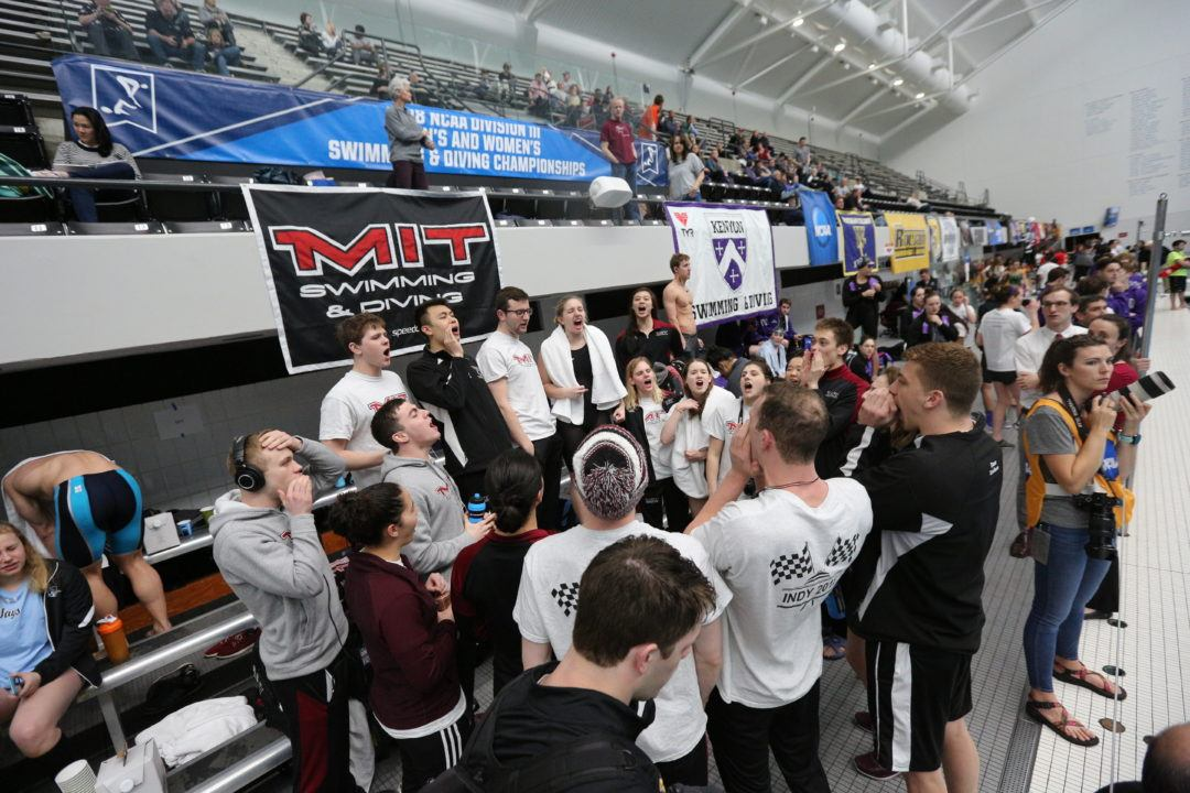 2019 NCAA Division III Men's Championships – Day 1 Ups/Downs