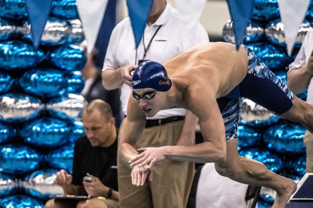 Mark Szaranek Finding His Stride Alongside Ryan Lochte