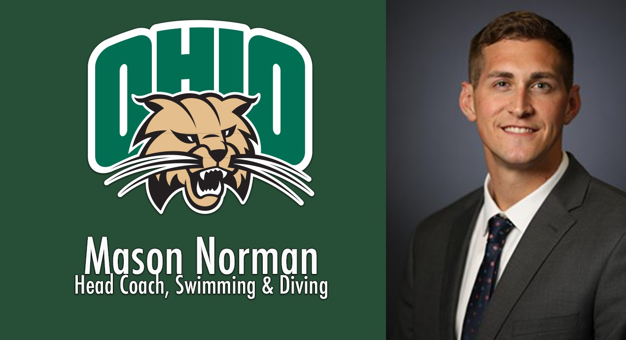 Ohio University Hires Mason Norman as New Head Coach