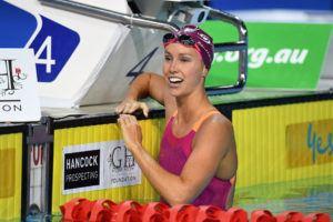 Campionati Australiani: I Risultati Della Prima Sessione, McKeon 51.17