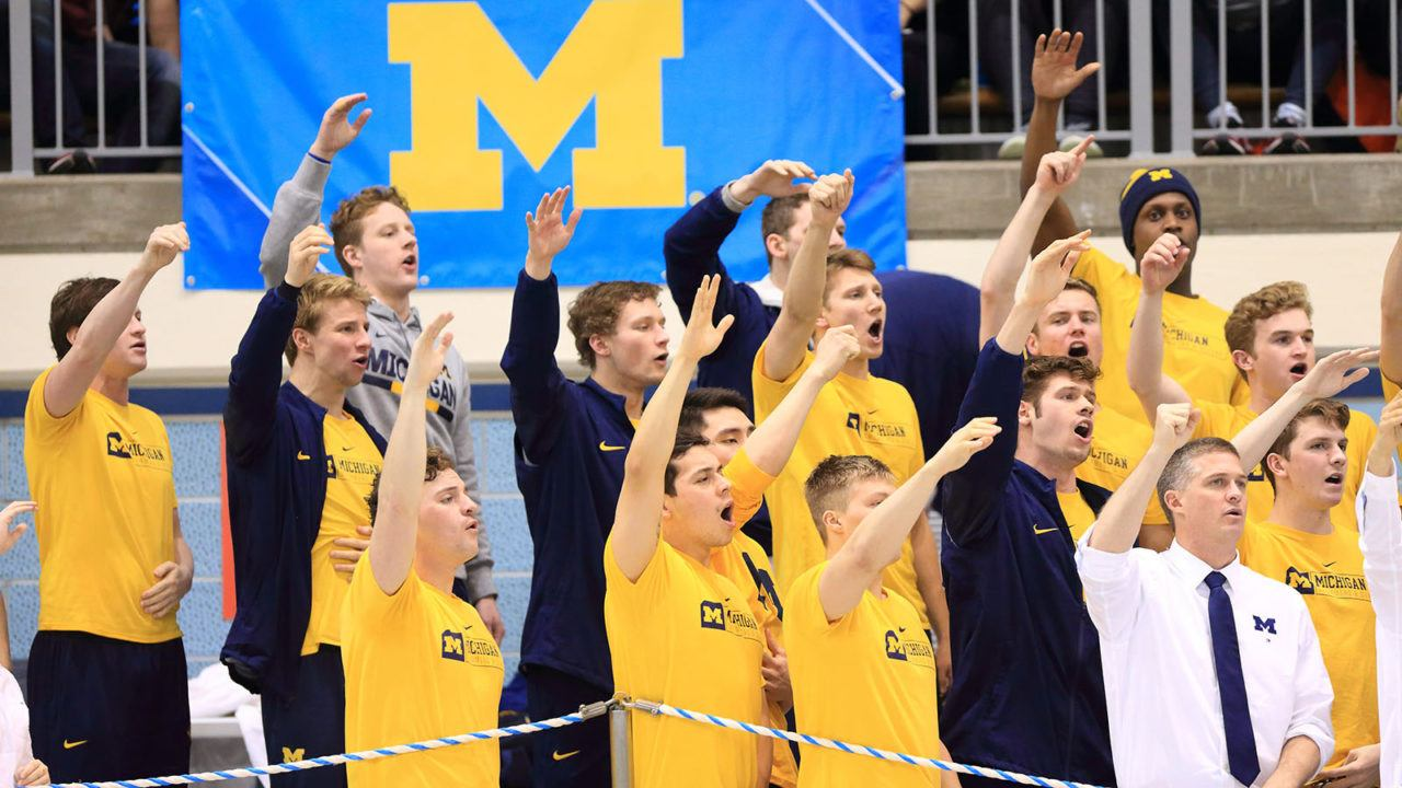 No New NCAA Qualifying Times at Michigan Last Chance Meet