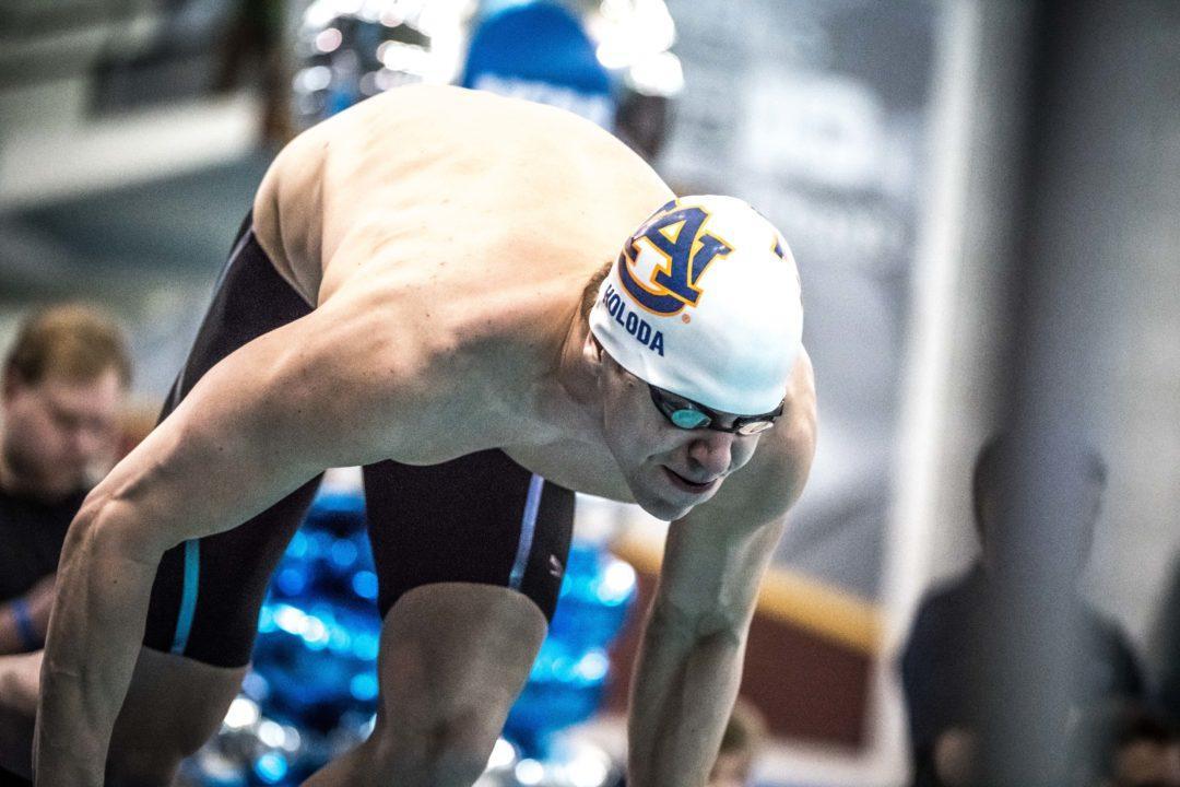 World Championships Bronze Medalist Péter Holoda Joins Coach Shane Tusup