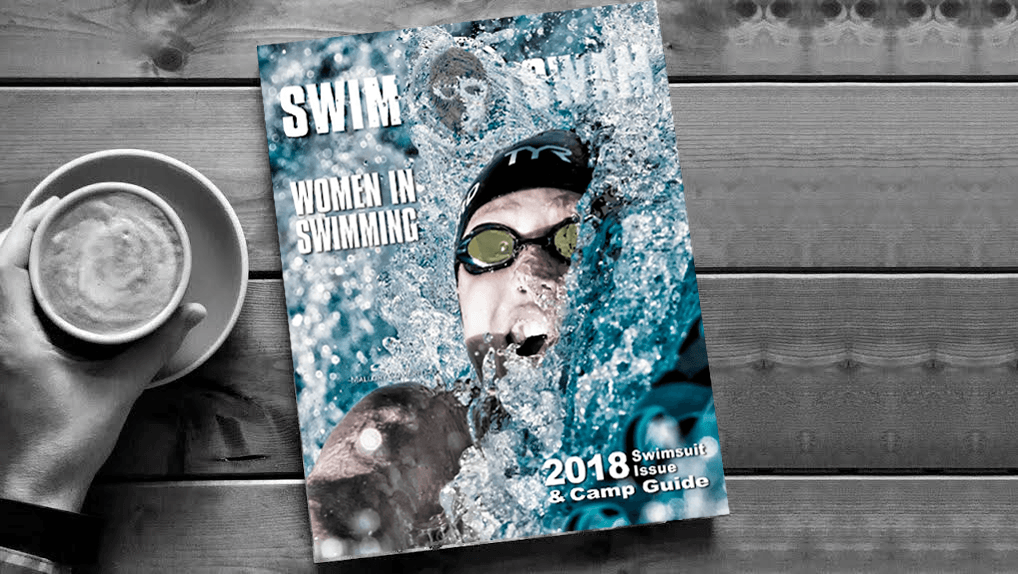 How To Get The Spring Issue of SwimSwam Magazine with the Mallory Comerford Cover
