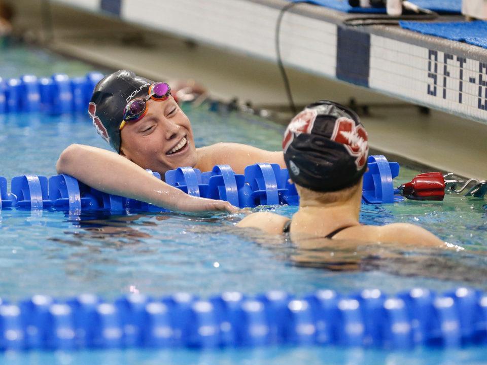 Stanford Women 1 of 3 Teams With 20 CSCAA Academic All-Americans