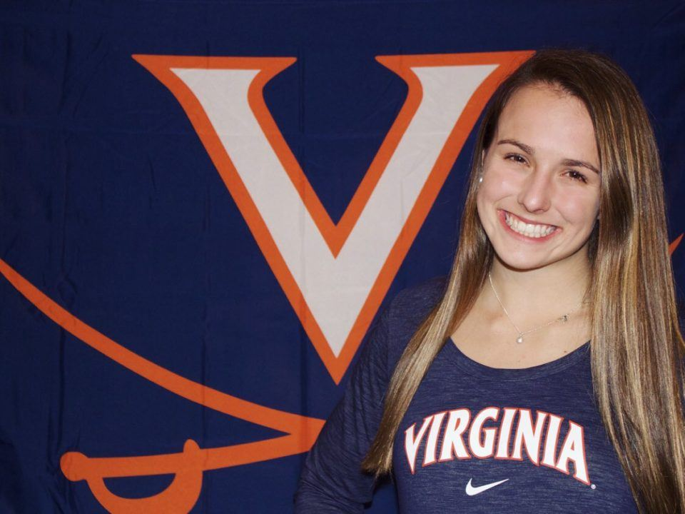 FHSAA 4A Record-holder Katie Cronin Verbally Commits to UVA for 2019-20
