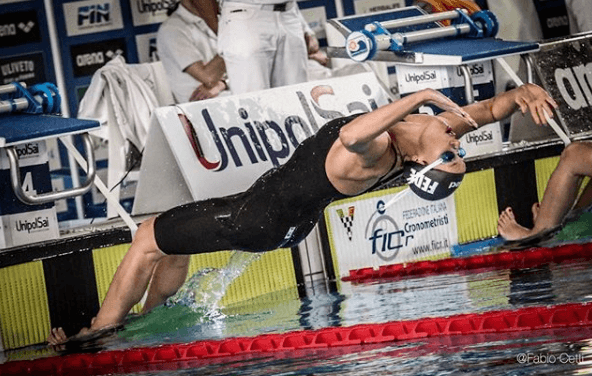 Federica Pellegrini Adds to Italian Champs Win Total With 1:00 100 BK