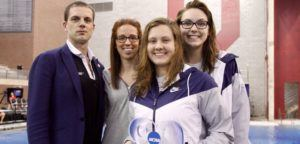 Liberty's Finnigan Receives Elite 90 Award for Highest GPA of DI NCAAs