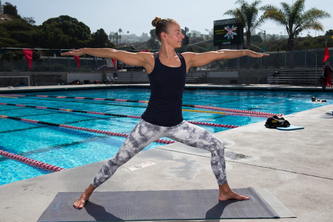 Yoga for Swimmers: Building a Yoga Practice into Your Training Plan