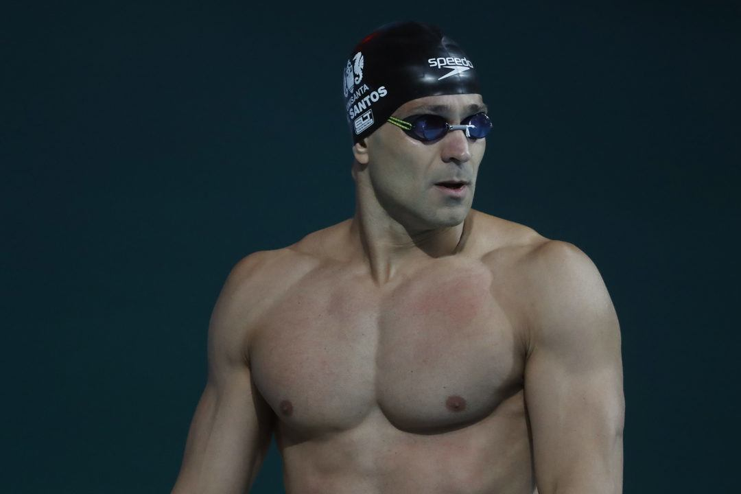 SwimSwam Pulse: 55% Pick Santos' WR As Most Impressive