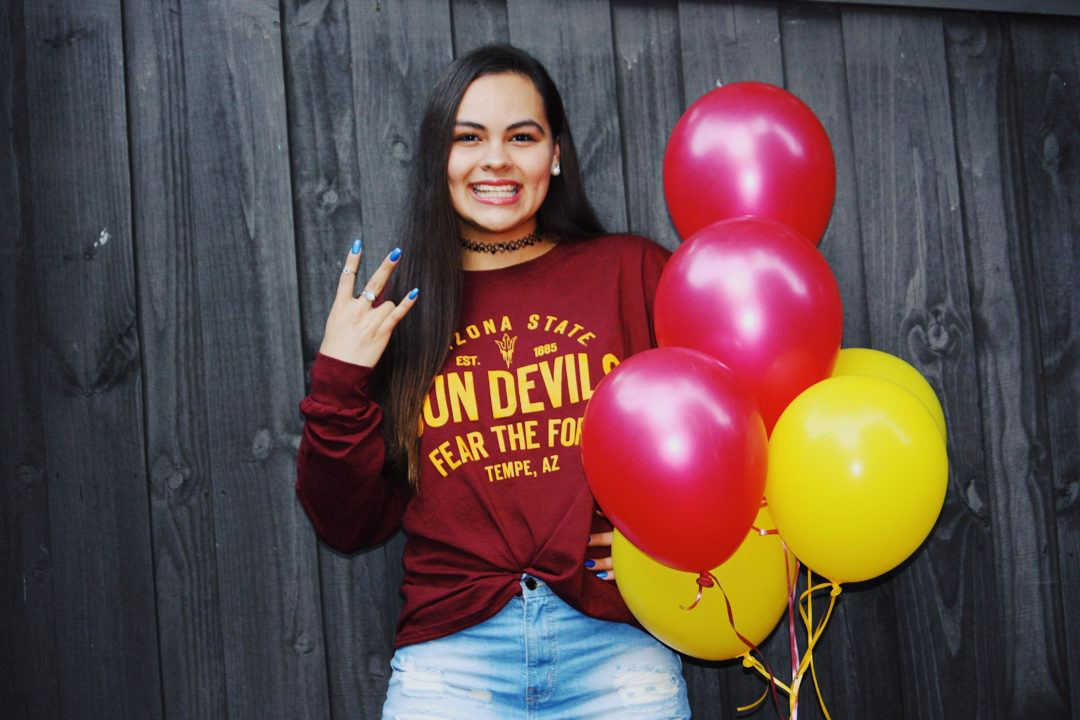 Jadé Foelske sends verbal commitment to Arizona State for 2019-2020