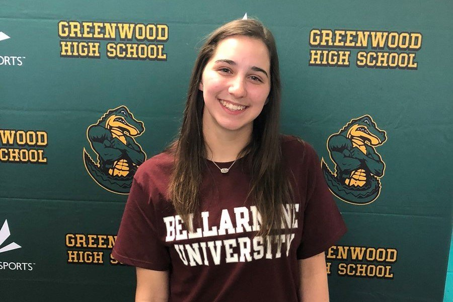 Avery Witcher Signs NLI to Swim for Bellarmine Knights Next Fall