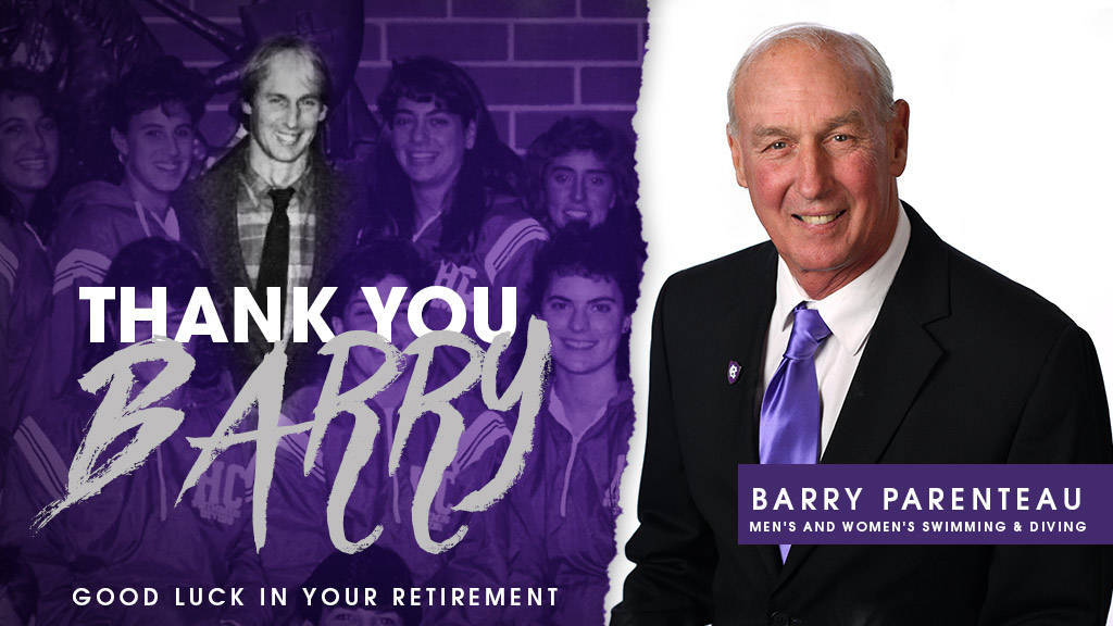 Holy Cross' Parenteau Announces Retirement After 43 Years