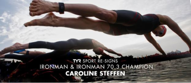 TYR Sport Re-Signs IRONMAN & IRONMAN 70.3 Champion Caroline Steffen