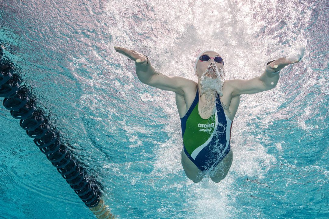 National Team Member Cassidy Bayer Absent From Nationals Psych Sheets