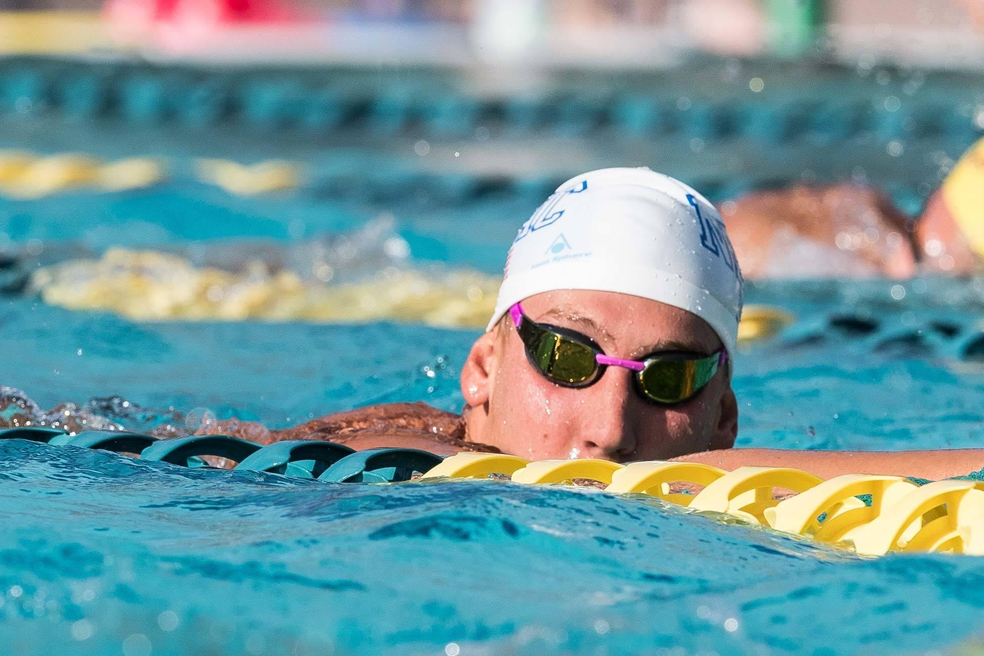 Mesa arizona swim meet