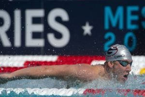 Kalisz Nabs Two-Point PSS Lead From Grothe, Ledecky Charges in Indy