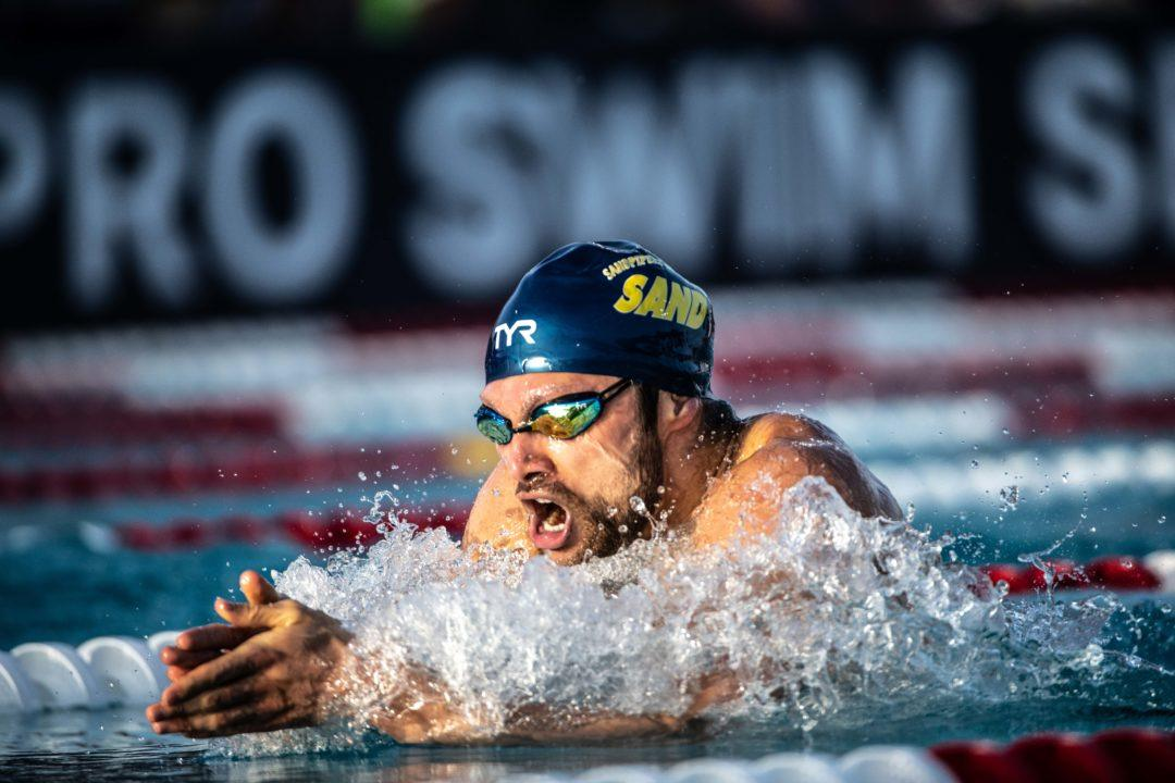 WATCH: Cody Miller & Lilly King Breaststroke Practice (VLOG)