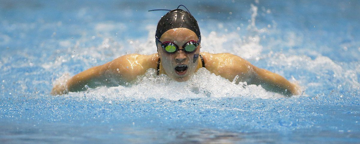 Crile Hart Breaks D3 National Record in Women's 200 IM