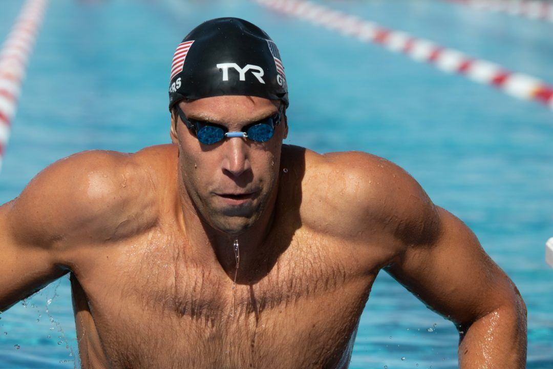 Olympian Matt Grevers to Race in 'Peloton All-Star Ride' on ESPN Saturday