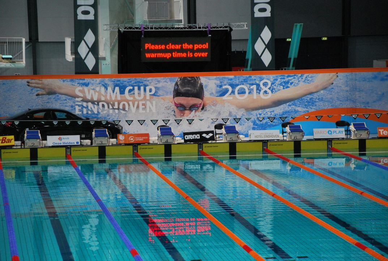 Para-Schwimmerin Verena Schott siegt beim Swim Cup Eindhoven