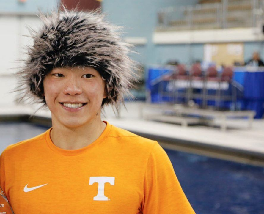 College Swimming Previews: #11 Tennessee Returns Zeng, Reloads Swimmers