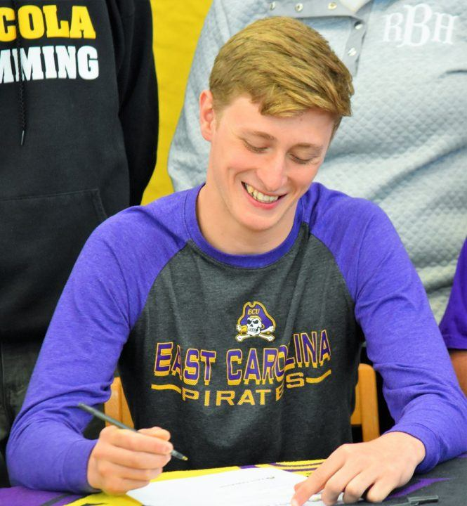 Fast-rising Johnny Darguzas Signs NLI with East Carolina Pirates