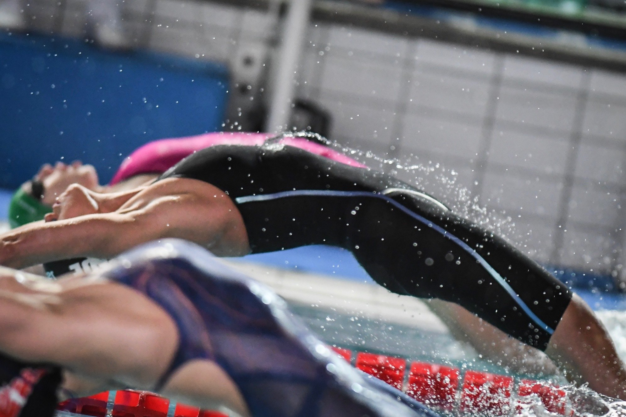 20350729912 USA Swimming Sends Tech Suit Ban Proposal on to House Without Vote