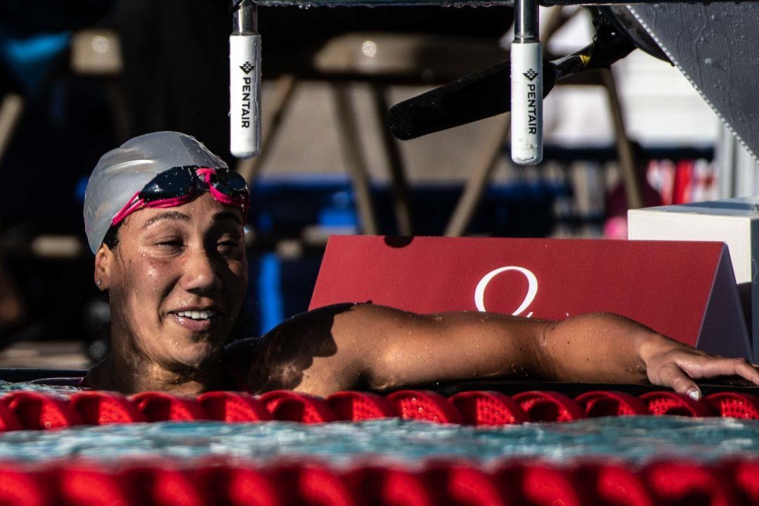 Olympian Farida Osman to Train Under Sergio Lopez at Virginia Tech