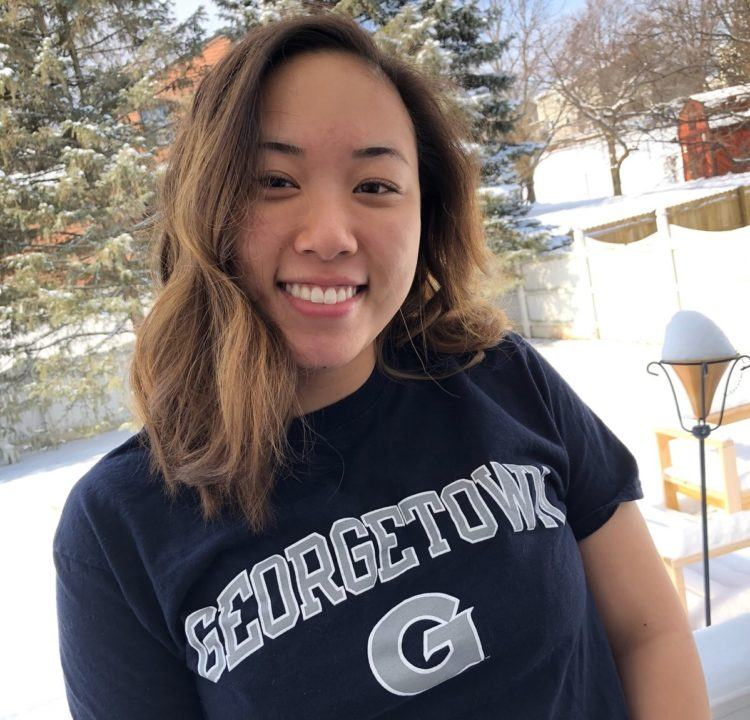 Georgetown Picks Up Verbal Commitment from NY's Grace Chen