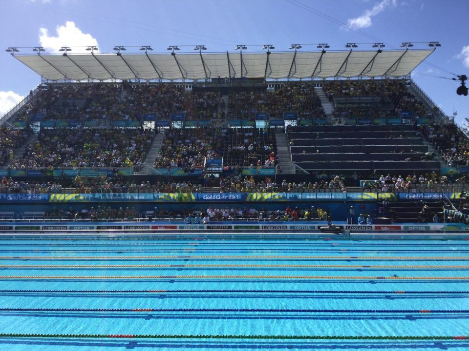 Why the Commonwealth Games are Good for Swimming