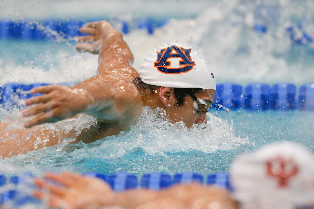 NCAA Finalist Hugo Gonzalez Heads Home, Will Not Swim for VT This Year