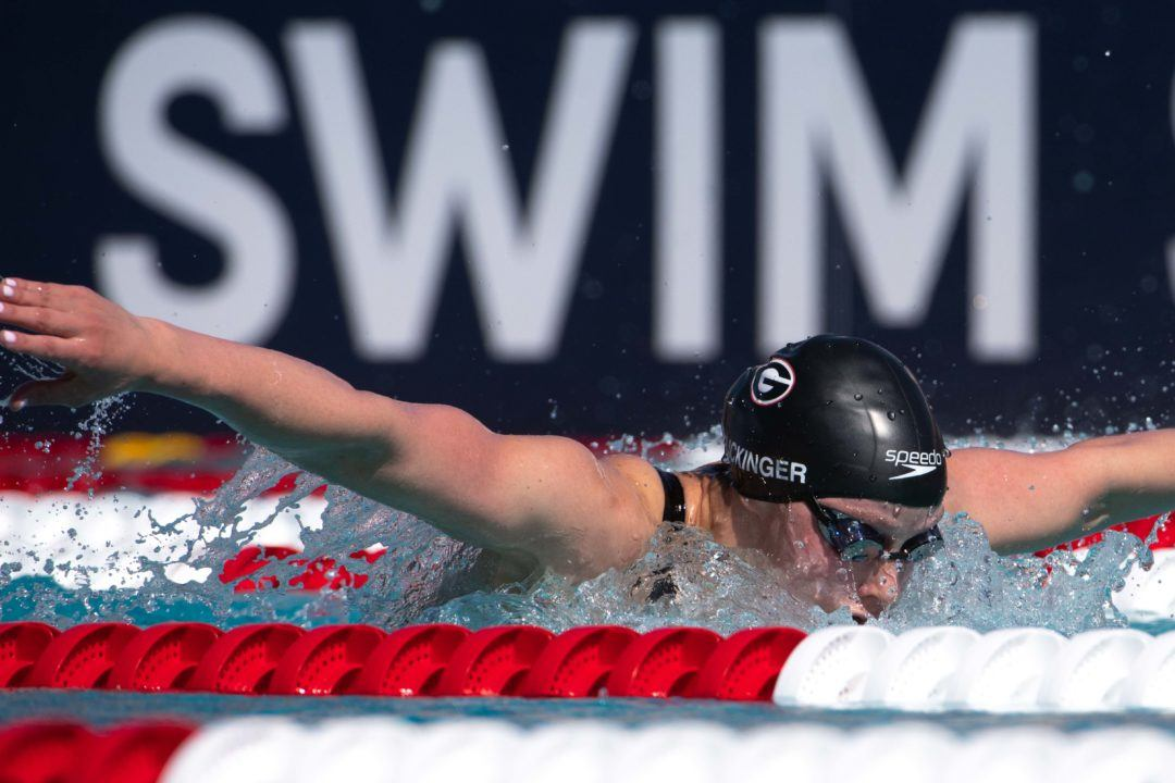 Coughlin Takes Over SwimSquad Lead After Day 2 In Mesa