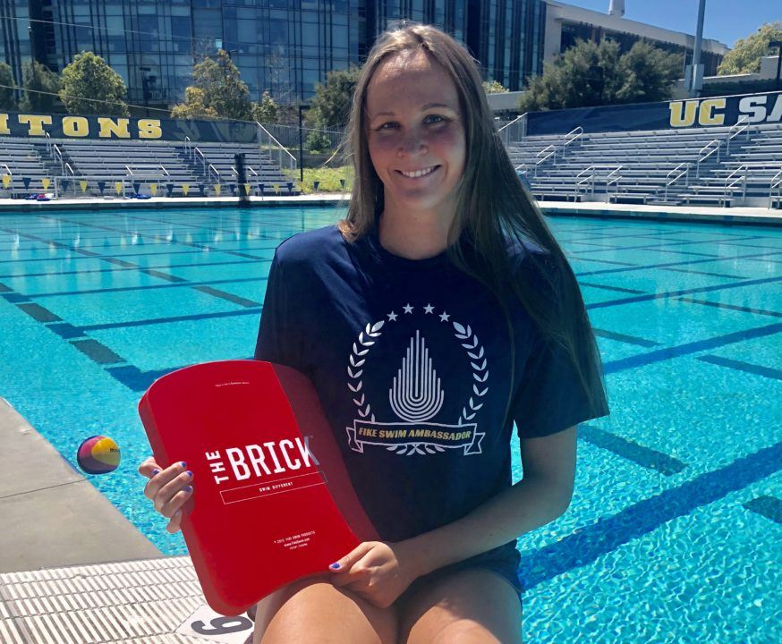 Fike Swim Signs National Teamer Sarah Gibson