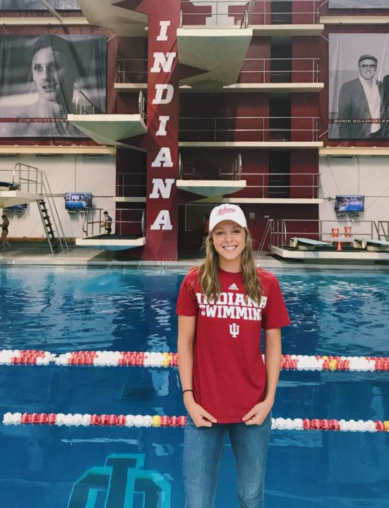 4x Florida 2A State Champ Ryley Ober Verbally Commits to Indiana