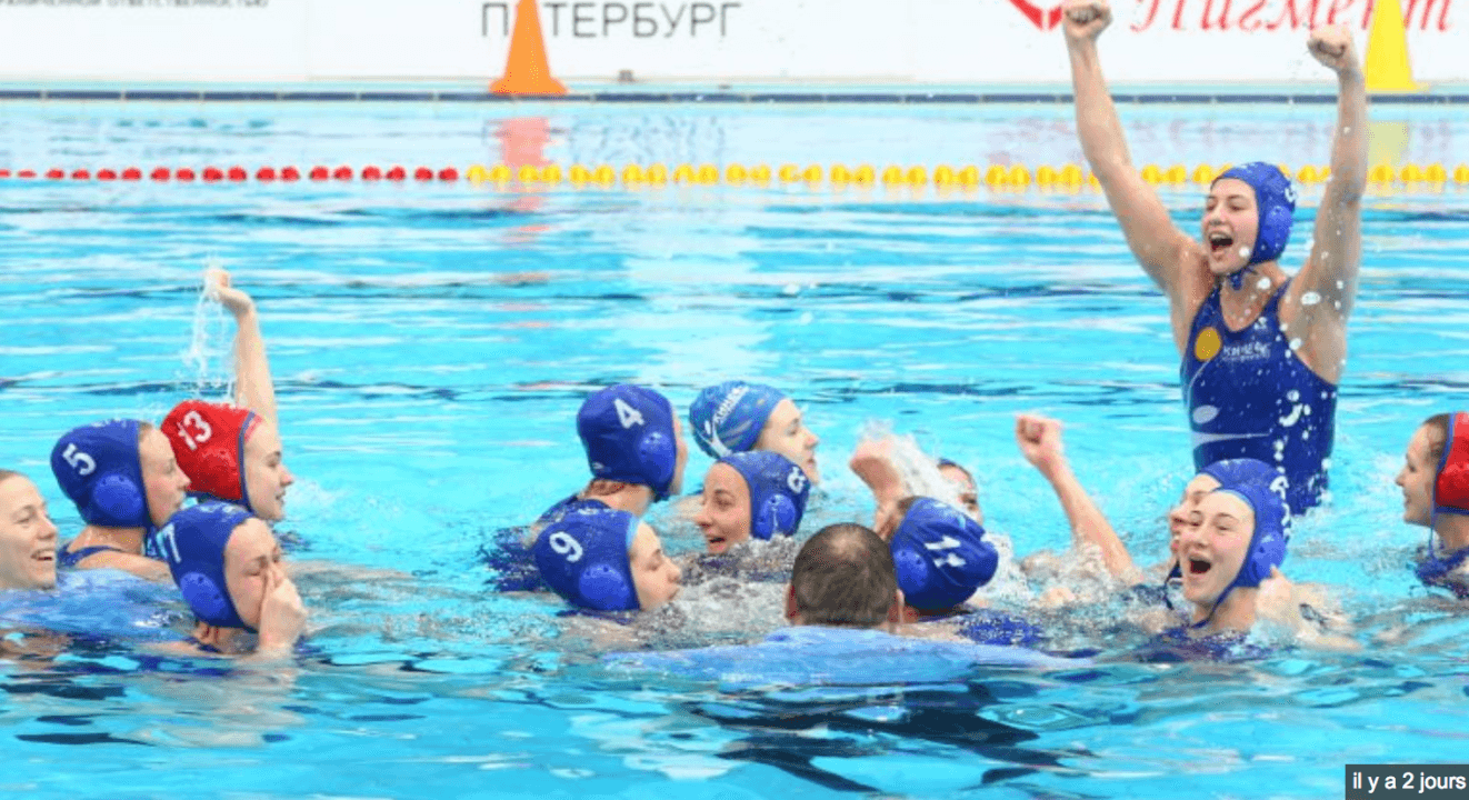 Creme De La Creme Set to Meet in Women's WP Euro League Final Four