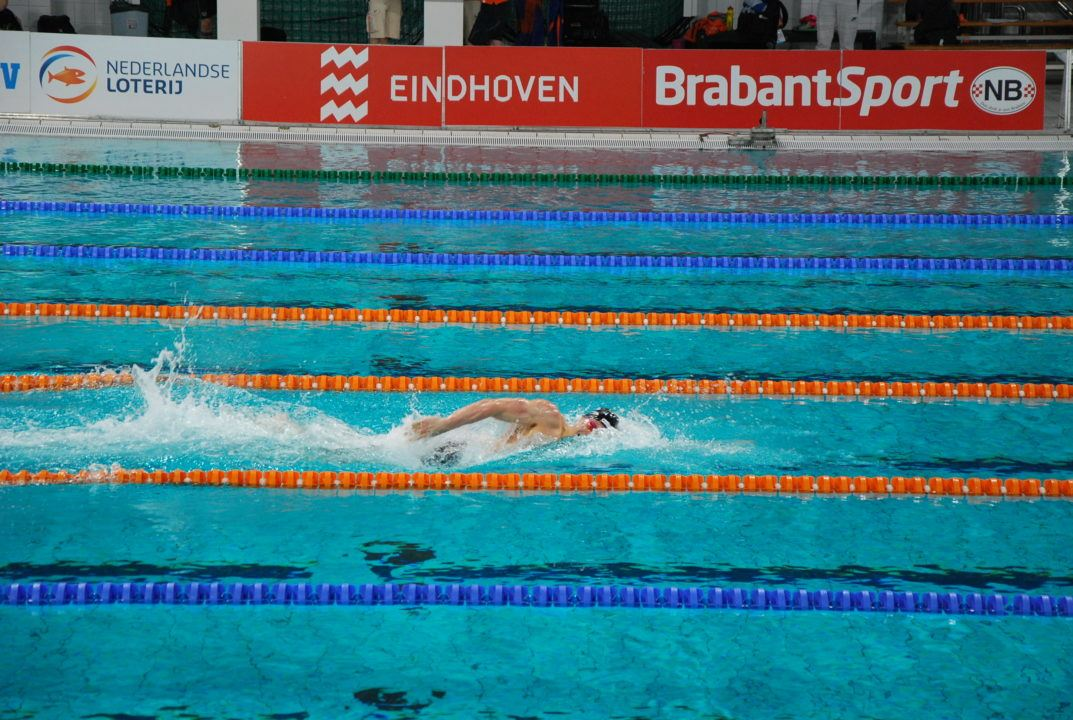 Kyle Stolk Rips 48.53 PB On Eindhoven Day 2 Prelims