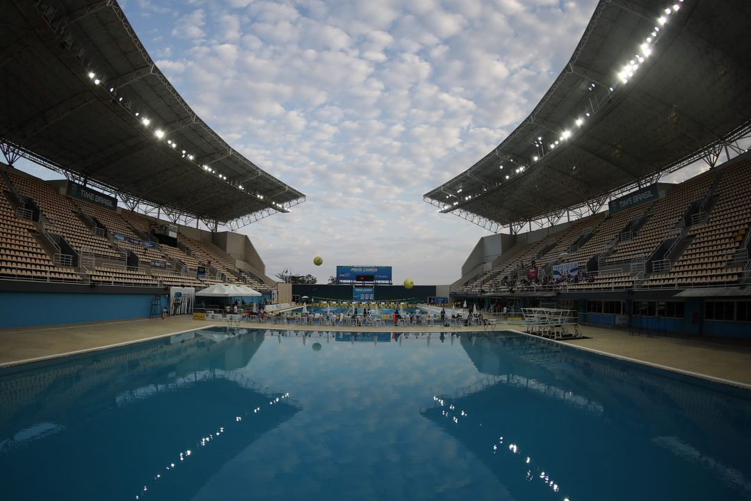 Brazilian Aquatic Sports Budget Drops by 64% in 2 years
