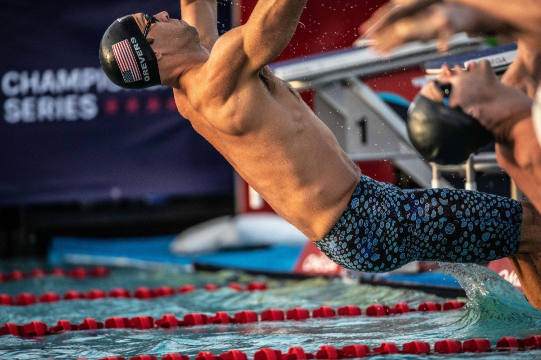 2018 TYR Pro Swim Series – Mesa: Day 2 Prelims Live Recap