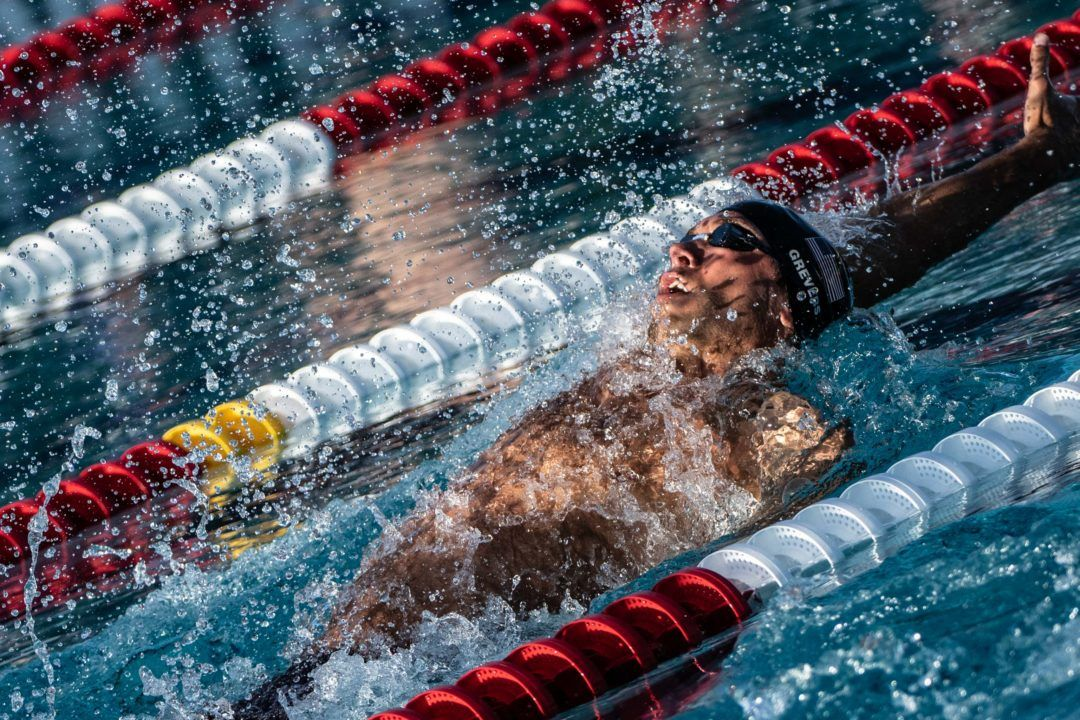 2018 TYR Pro Series – Mesa: Day 3 Reminds Us That 50s Are Fun