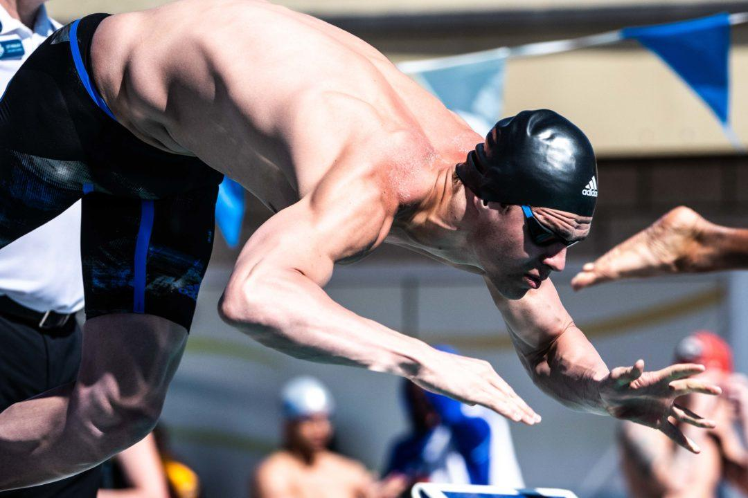 USA Swimming Announces Junior Teams for Mel Zajac Meet, Mare Nostrum