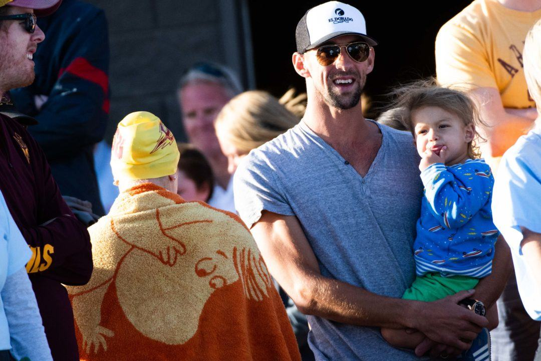 Michael Phelps Talks Mental Health, Boomer, Denies Comeback On Today