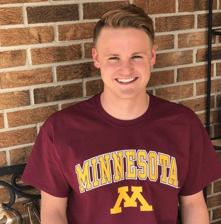 Colorado 5A Backstroke Champ Gavin Olson Verbally Commits to Minnesota