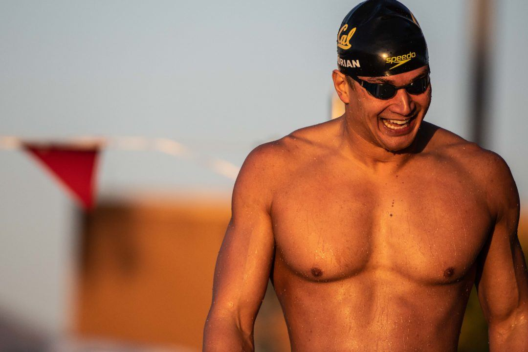 Blueseventy Swim of the Week: Adrian Undefeated in PSS 100 Frees