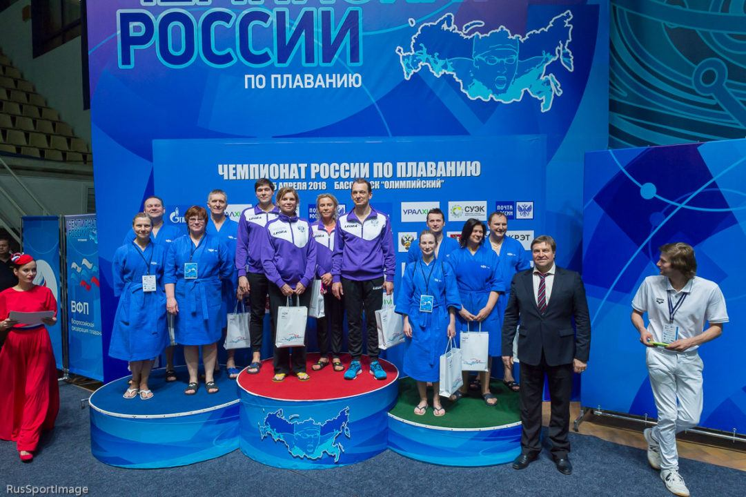 "Russia Hosts ""Government Relays"" at National Championship Meet"
