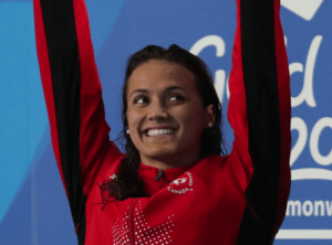 Kylie Masse Excited to be a part of Big International Competitions (Video)