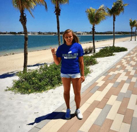 Emily Glinecke Transfers from Arizona State to FGCU