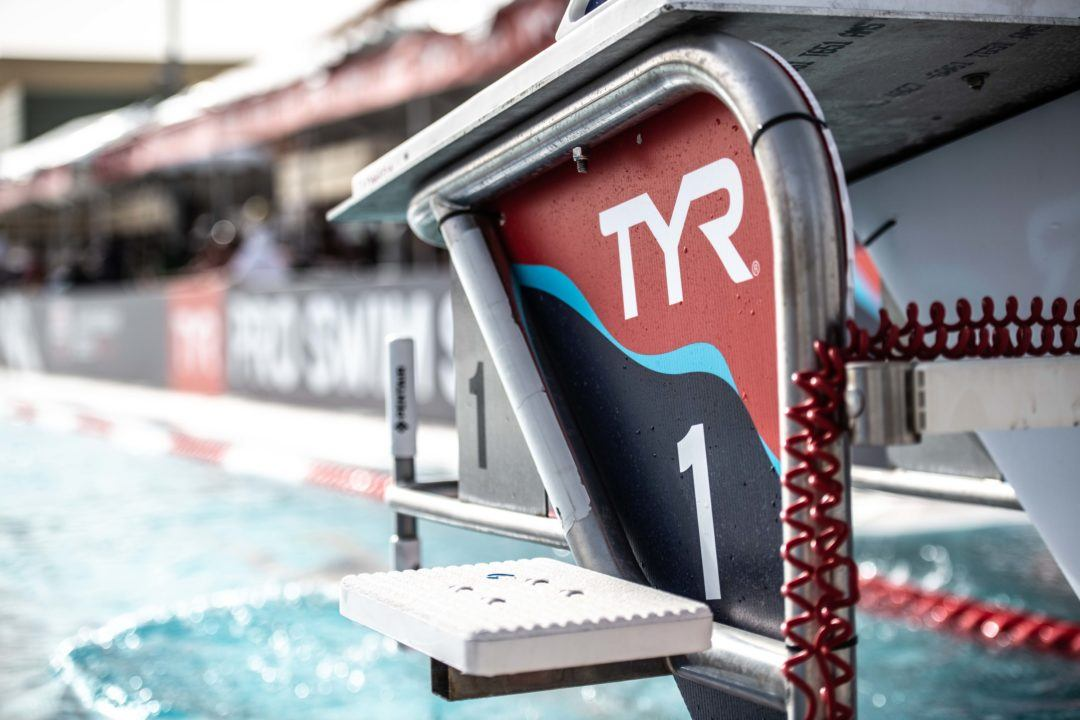 WATCH: 12 & Under TYR Pro Derby Final Races